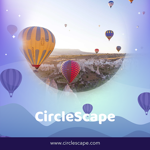 CircleScape.com- is for sale!  Brandable domain name at 99launch.com
