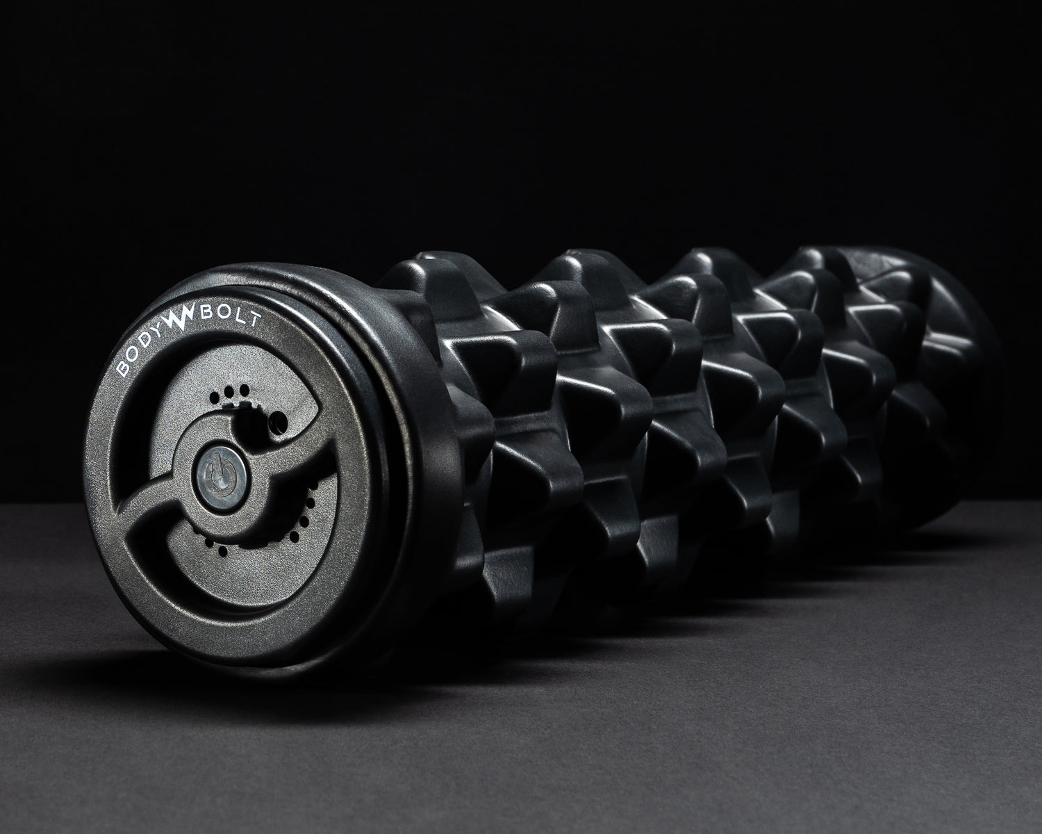 Vibrating Foam Roller: Deep Tissue Recovery