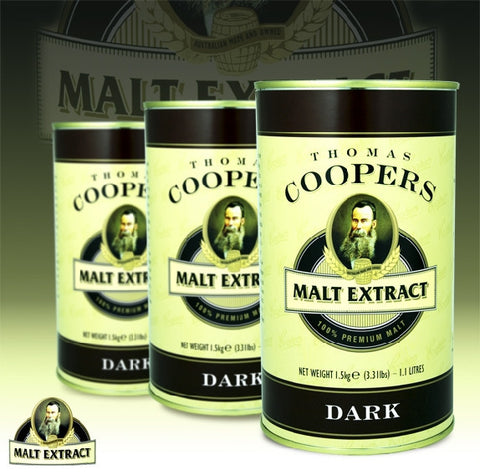 Coopers Extract Dark Malt