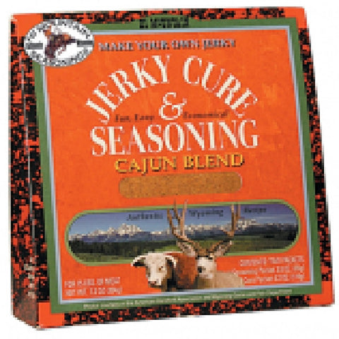 Hi Mountain Jerky Seasoning Cajun Blend (a Favourite!)