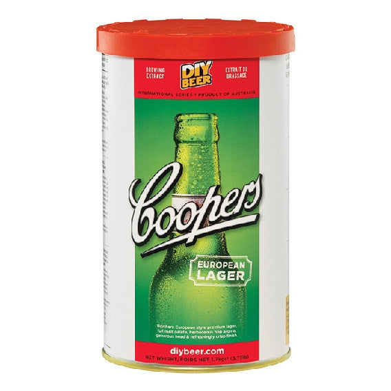 Coopers International European Lager