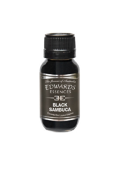 Edwards Black Sambuca