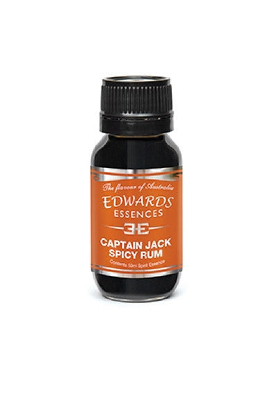 Edwards Captain Jack Spicy Rum
