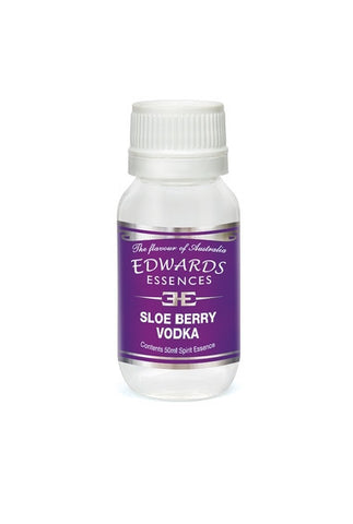 Edwards Sloeberry Vodka