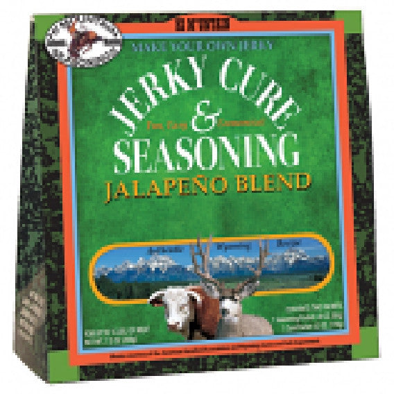 Hi Mountain Jerky Seasoning Jalapeno Blend