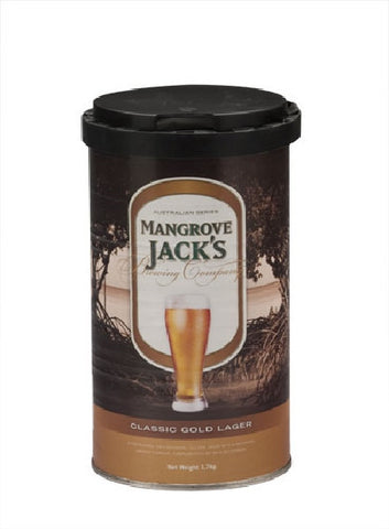 Mangrove Jack Classic Gold Lager