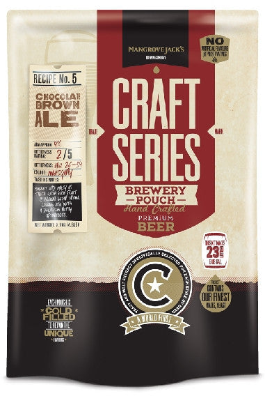Mangrove Jack Craft 05 Chocolate Brown Ale