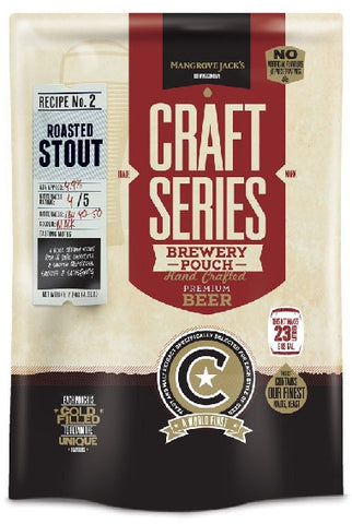 Mangrove Jack Craft 02 Roasted Stout