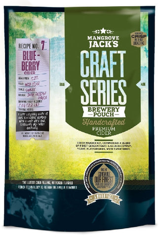 Mangrove Jacks Cider 07 Blueberry
