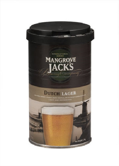 Mangrove Jack International Dutch Lager