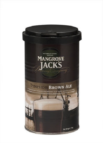 Mangrove Jack International Tyneside Brown