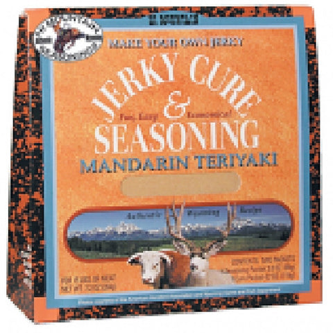Hi Mountain Jerky Seasoning Mandarin Teriyaki Blend