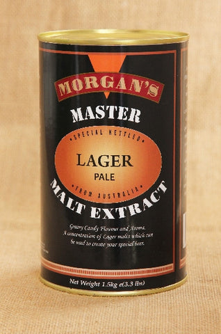Morgans Malt Extract Lager