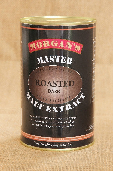 Morgans Malt Extract Roasted