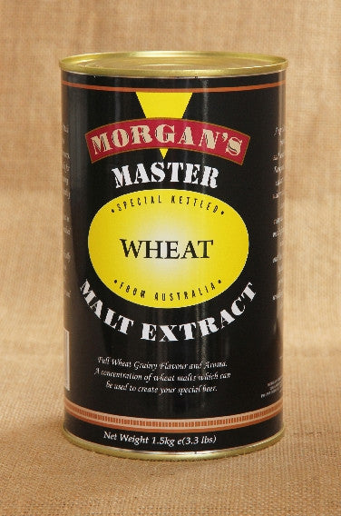 Morgans Malt Extract Wheat