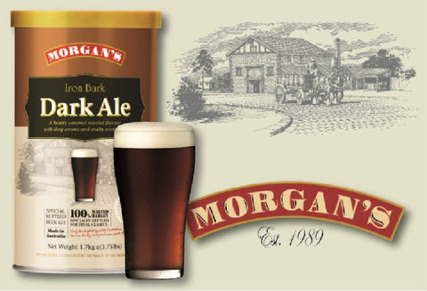 Morgans Premium Iron Bark Dark Ale