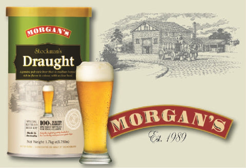 Morgans Premium Stockmans Draught