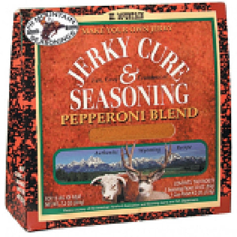 Hi Mountain Jerky Seasoning Pepperoni Blend