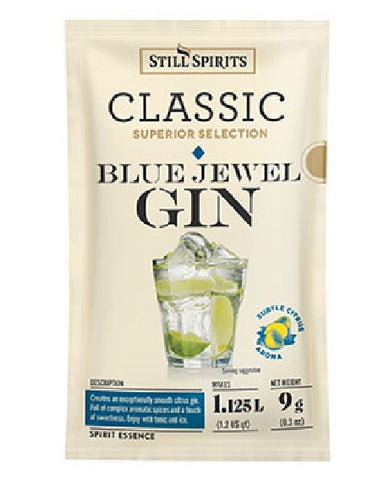 Still Spirit Classic Blue Jewel Gin