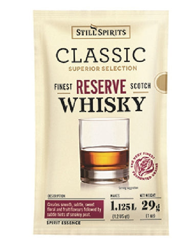 Still Spirit Classic Finest Reserve Whisky