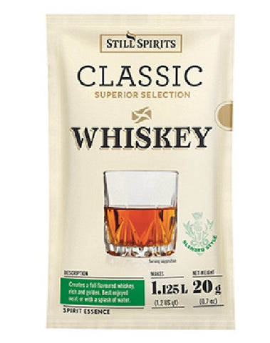 Still Spirit Classic Whisky