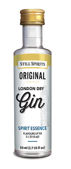 Still Spirit Original London Dry Gin