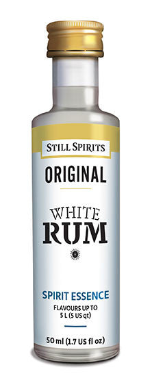 Still Spirit Original White Rum