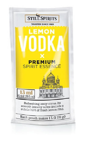 Still Spirit Vodka Lemon