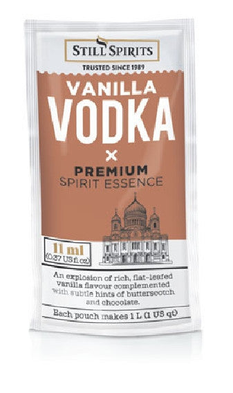 Still Spirit Vodka Vanilla