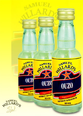 Willards Gold Star Ouzo