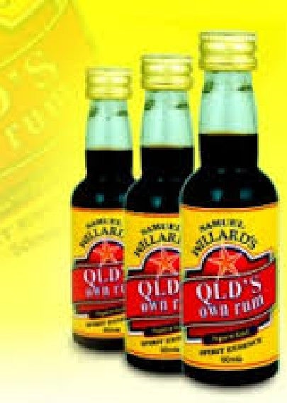 Willards Gold Star Queenslands Own Rum