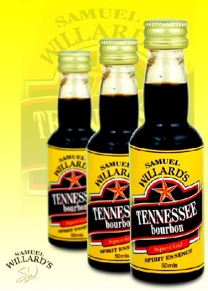 Willards Gold Star Tennessee Bourbon