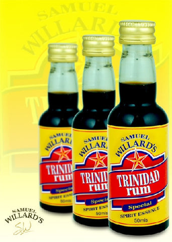 Willards Gold Star Trinidad Rum