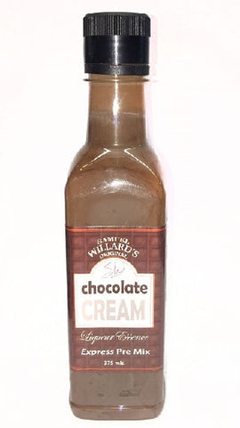 Willard Premix Chocolate Cream 375ml