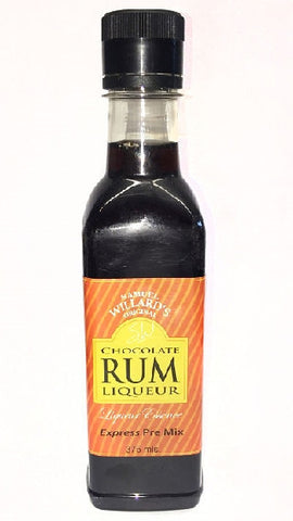 Willards Premix Chocolate Rum 375ml
