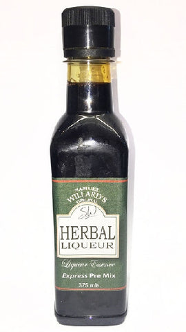 Willards Premix Herbal Liqueur 375ml
