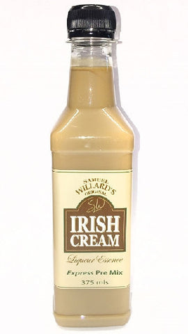 Willards Premix Irish Cream 375ml