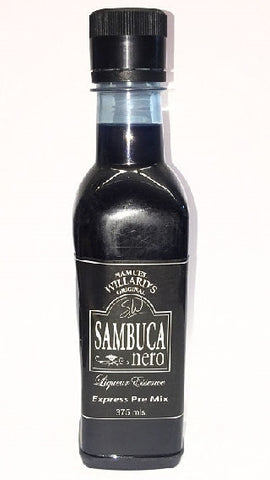 Willards Premix Sambucca Nero 375ml