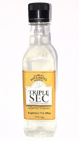 Willards Premix Triple Sec 375ml