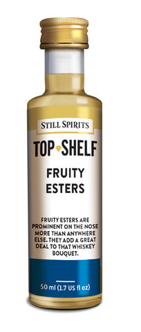 Top Shelf Fruity Esters