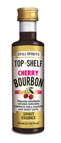 Top Shelf Cherry Bourbon