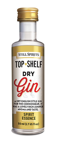Top Shelf Dry Gin