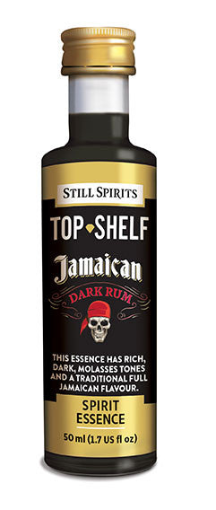 Top Shelf Dark Rum Jamaican