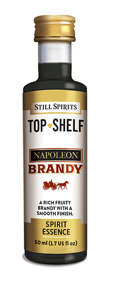 Top Shelf Napoleon Brandy