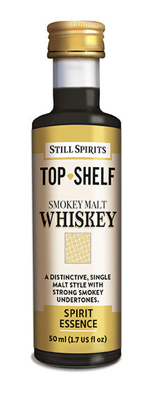 Top Shelf Smokey Malt Whiskey
