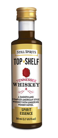 Top Shelf Tennessee Whisky