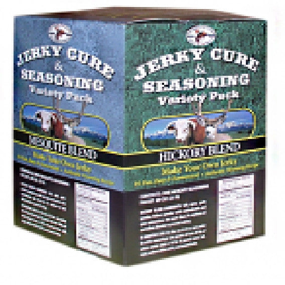 Hi Mountain Jerky Seasoning Variety Pack #1