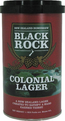 Black Rock Colonial Lager