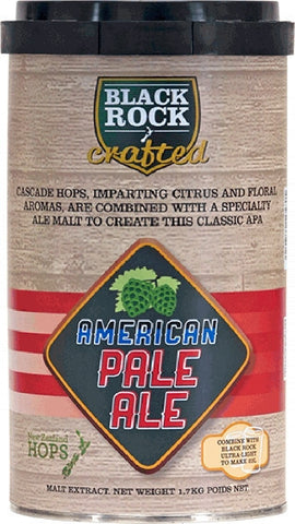 Black Rock Craft American Pale Ale