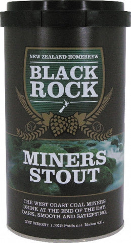 Black Rock Miners Stout